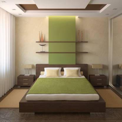 zielona sypialnia jak urzadzic2
