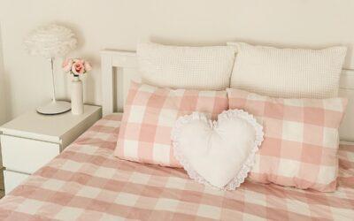 romantyczna pościel do sypialni 400x250