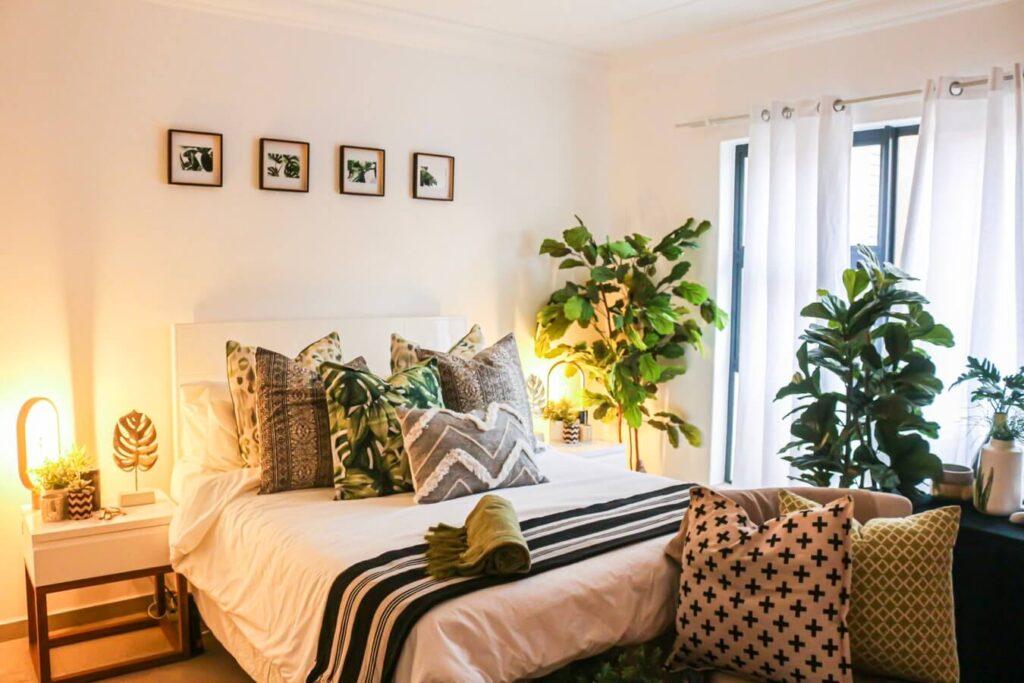 sypialnia w stylu boho jaka posciel wybrac 1024x683
